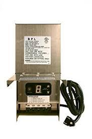 Portfolio Outdoor Lighting Transformer Manual Amazon Com Portfolio Outdoor 200w Magnetic Transformer For