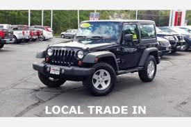 used jeep wrangler for sale in ma used jeep wrangler for sale in franklin ma edmunds