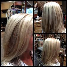 salt and pepper hair with brown lowlights best highlights to cover gray hair wow com image results