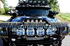 lamborghini hummer black knight hummer is a zombie killing party machine motor1 com