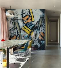fan of urban u0026 street art here u0027s 12 stunning wall mural ideas