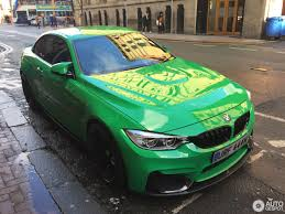 green bmw m4 bmw m4 f83 convertible 7 february 2017 autogespot