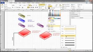 visio 2010 campus network physical diagram part 3 add layers and