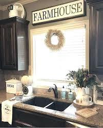 kitchen counter decorating ideas cool farmhouse decor collection kitchen counter