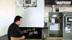 conectando un generador electrico a una transferencia automatica