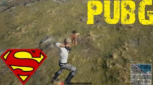 double superman punch pubg youtube