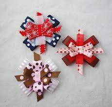 ribbon bows ribbon hair bows