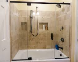 bathroom wonderful bathroom shower glass doors bath and shower