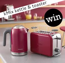Kenwood Kettle And Toaster Win A Matching Kenwood Kettle U0026 Toaster Red Candy Blog