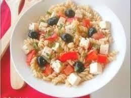 recettes de salade de pate