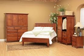 cherry wood furniture bedroom trellischicago