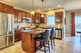 kitchen island ls traditional kitchen with pendant light limestone tile in