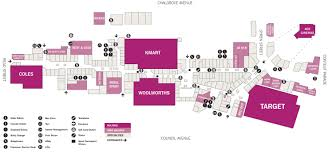 Whitfords Shopping Centre Floor Plan by Games World Rockingham Centre