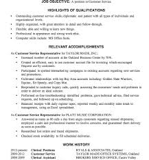Resume Examples For Customer Service Skills by Awesome To Do Customer Service Resume Sample 6 Positions Cv