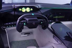 peugeot car wheels peugeot u0027s instinct concept car is its vision of an autonomous near