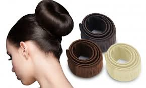 donut hair bun women twist hair bun maker donut ebeez co uk