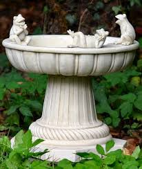 132 best bird baths and garden statues images on