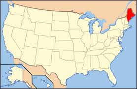 State Of Maine Map by File Map Of Usa Me Svg Wikimedia Commons
