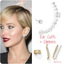 ear climber earring oscars 2014 jewelry trends for less
