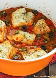 cuisiner poivron de vous à moi cabillaud aux poivrons comme au pays basque