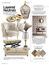 a neutral colour palette in interior home da neutral color palette