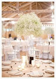baby s breath centerpiece affordable floral baby s breath centerpieces and reception