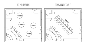 floor plan bar sase special events in nyc locations
