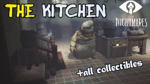 little nightmares the kitchen all collectibles youtube