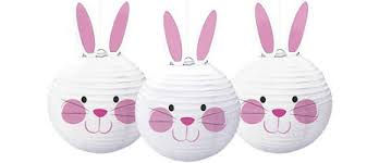 Easter Decorations Paper by Hanging Easter Decorations Party City