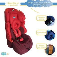 siège auto bébé évolutif bebe lol siège auto évolutif isofix bébélol pour enfant groupe