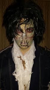 billy butcherson hocus pocus zombie halloween costume makeup