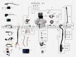 atv parts wiring diagram atv wiring diagrams instruction