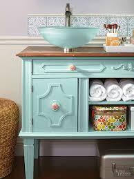 Repainting Bathroom Cabinets Painting Bathroom Cabinets