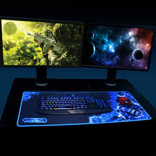 light up gaming mouse pad enhance gx m2 3200 dpi fully programmable 7 button gaming mouse