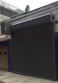 rolling garage doors residential commercial aaron garage doors