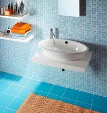 Painting Bathroom Tiles by 46 Best Home Style Seaside Blue Images On Pinterest Kitchen