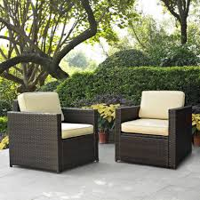Patio Chairs With Ottomans by Beautiful Patio Chair With Hidden Ottoman Different Styles Of