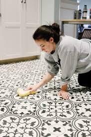 paint u0026 tile for our basement kitchen bower power bloglovin u0027