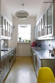 ideas for narrow kitchens fascinating kitchen design narrow long photos simple design home