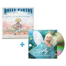 i believe in you cd coat of many colors book exclusive bundle