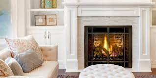 indoor fireplaces at the home depot
