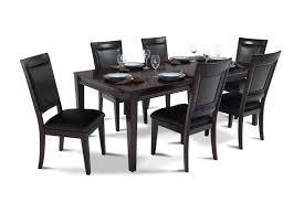 Matrix  Piece Dining Set Dining Room Sets Bobs Discount - Bobs furniture dining room