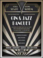 roaring 20s ticket invitationrustic save the date by 0namesleft