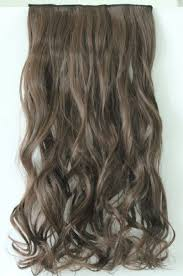 light ash blonde clip in hair extensions buy 20 one piece long curly wave synthetic clip in hair extension