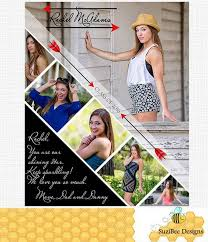 senior yearbook ad templates senior yearbook ad template 6 images must photoshop
