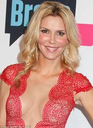 brandi house wives of beverly hills short hair cut brandi glanville i ve had a liquid nose job daily mail online