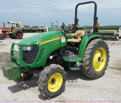 2004 john deere 4320 tractor item k1673 sold august 24