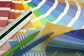 interior designing some tools for interior decorating a paint