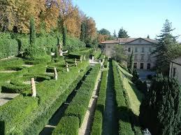 tappezzeria italiana villa spada sede museo e il giardino all italiana foto di