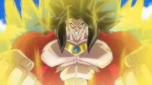 dragon ball revival u0027 sequel super saiyan god ss broly